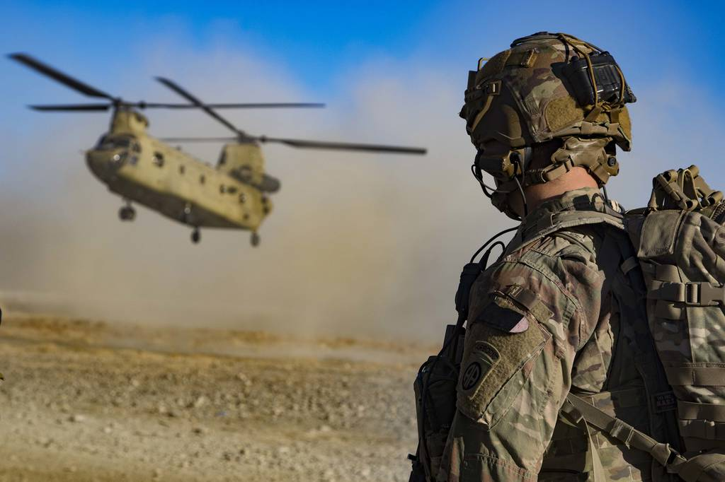 Afghan, Coalition Forces conduct Key Leader Engagements across Southeastern Afghanistan
