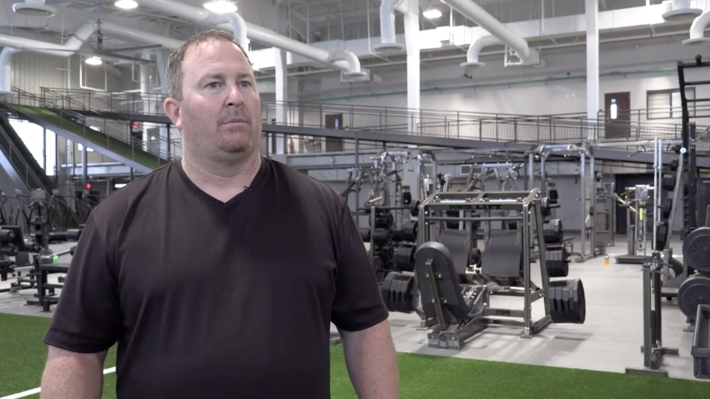ARSOF gym