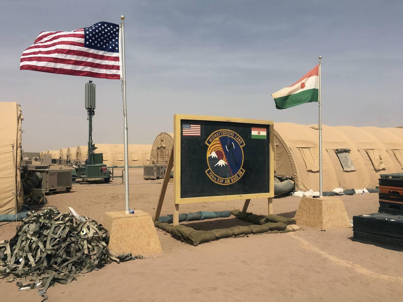Niger Air Base 201
