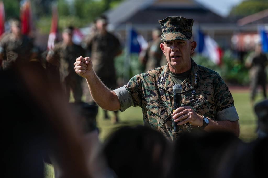 Marine Corps Gen. David H. Berger