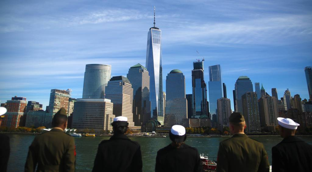 Veterans Week New York City