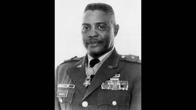 Maj. Gen. Charles Rogers