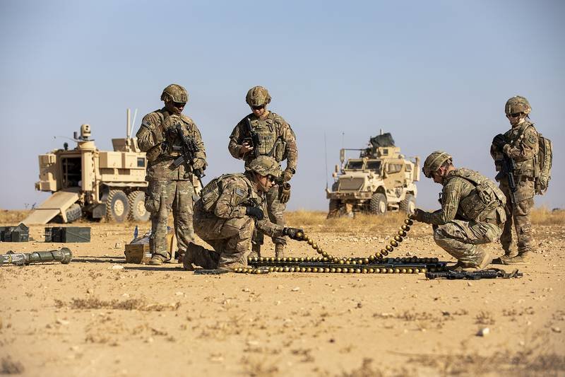 Explosive Ordnance Disposal Exercise with the 663rd Ordnance Company