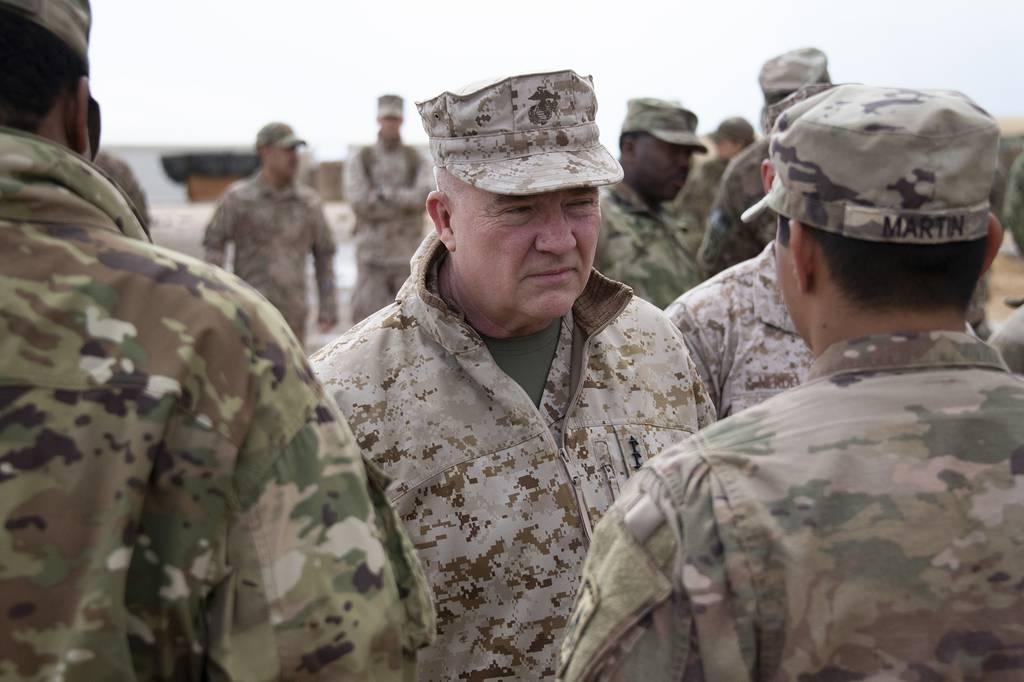Marine Corps Gen. Kenneth McKenzie