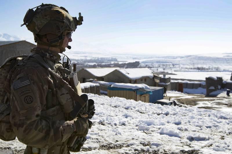 Afghan leaders visit Soldiers across Southeastern Afghanistan