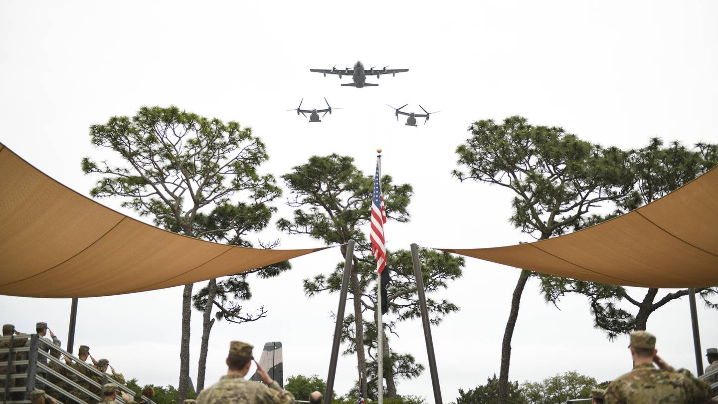 39th Operation Eagle Claw Commemoration Ceremony