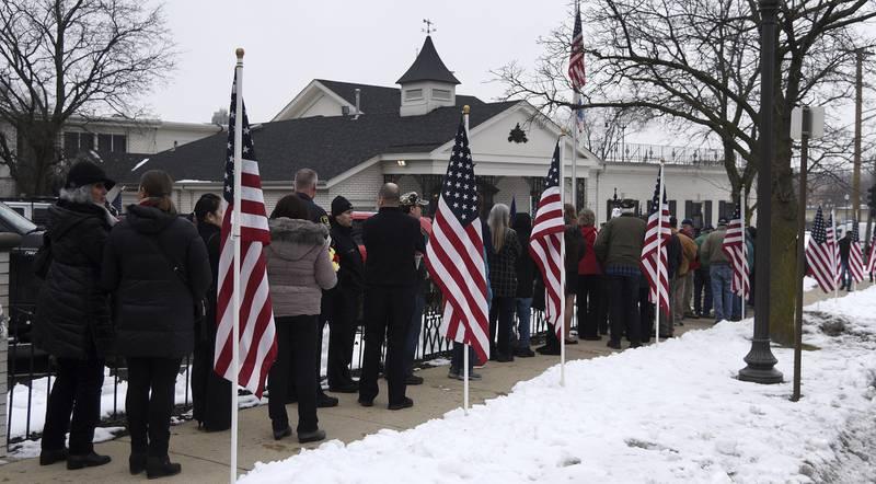 John James Murphy funeral