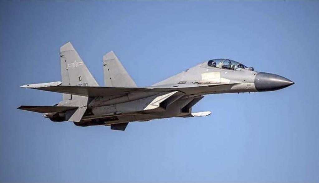 China envía 24 aviones de combate hacia Taiwán en demostración de fuerza