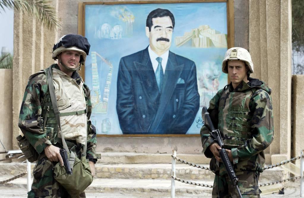 2003 Iraq invasion