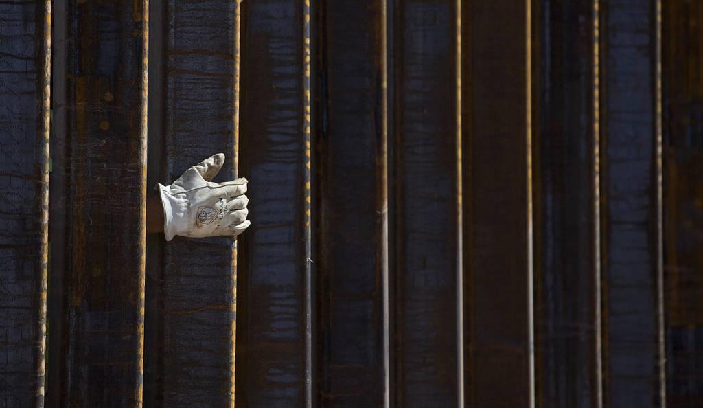 U.S./Mexico border fence