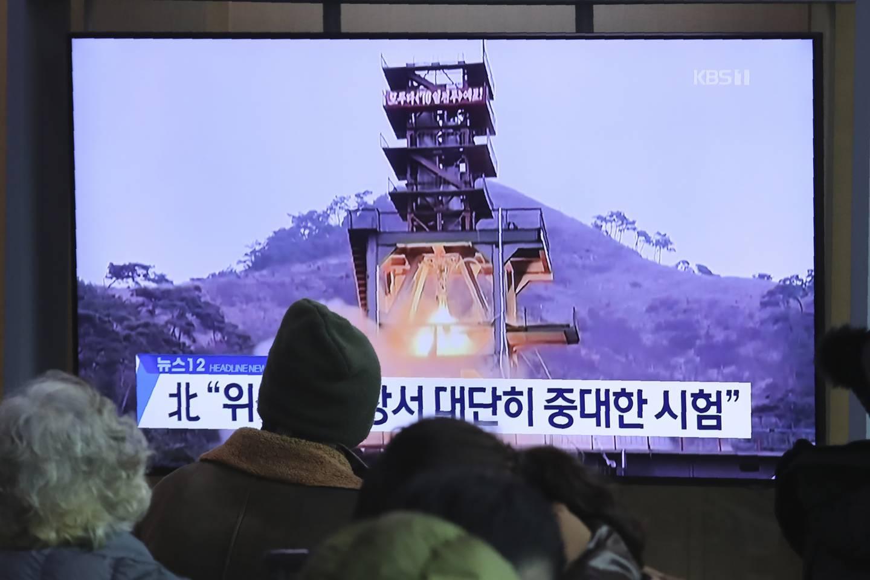 North Korea's rocket engine