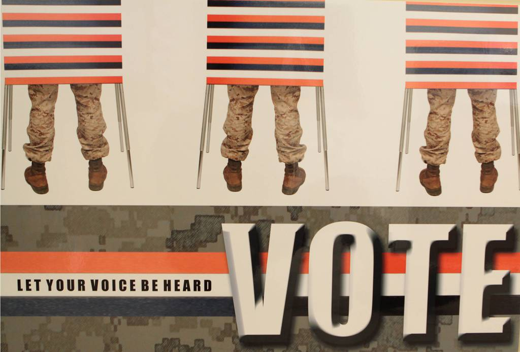 Absentee Voting Week was established in 2002 with a goal to promote military and overseas voting awareness and encourage voters to request and receive absentee ballots from the Federal Voting Assistance Program website, www.fvap.gov.