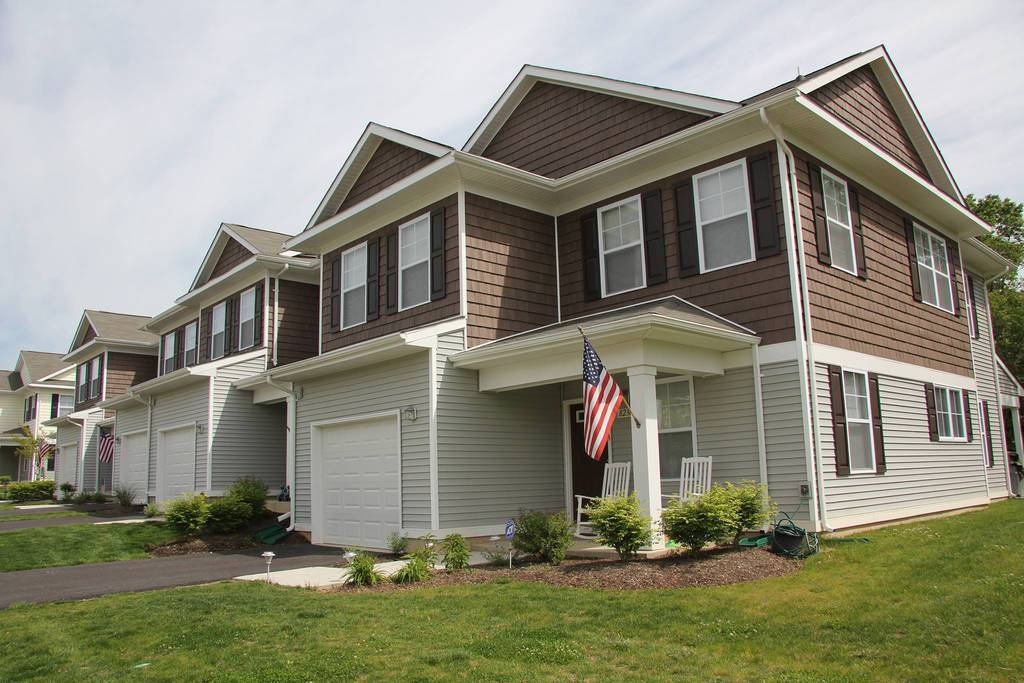 Privatized military housing at Fort Meade, Md.