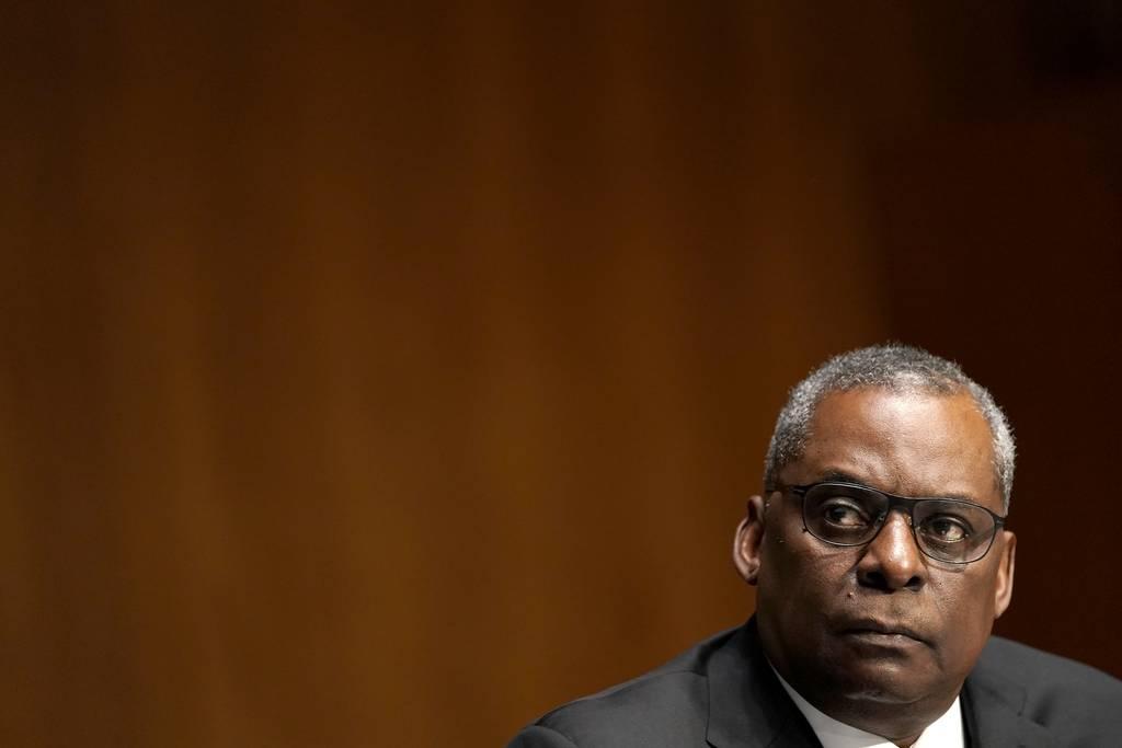 Secretary of defense nominee Lloyd Austin