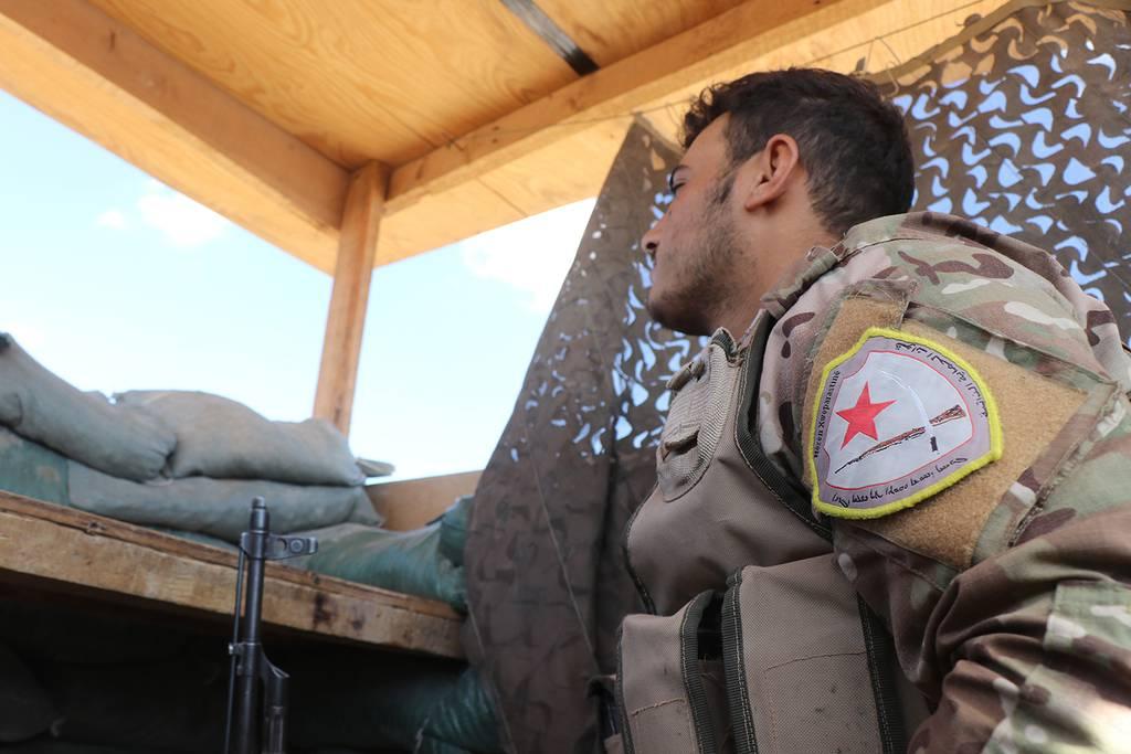 Syrian Democratic Forces, SDF