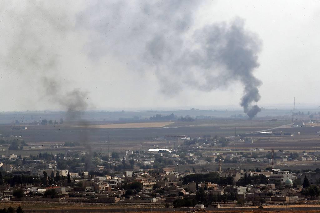 Ras al-Ayn, Syria