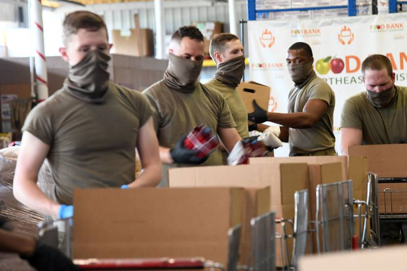 La. Guard supports multiple response efforts in Ouachita