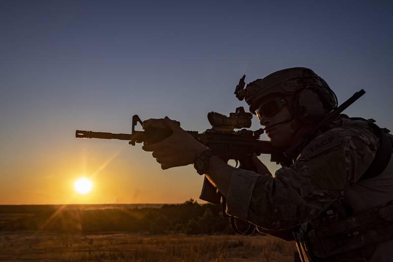 Air Force special warfare airman