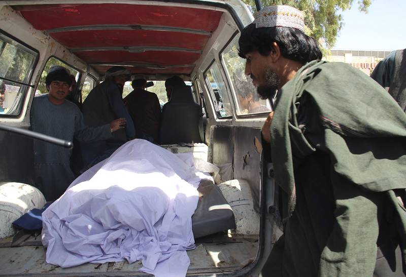 anti-taliban raid