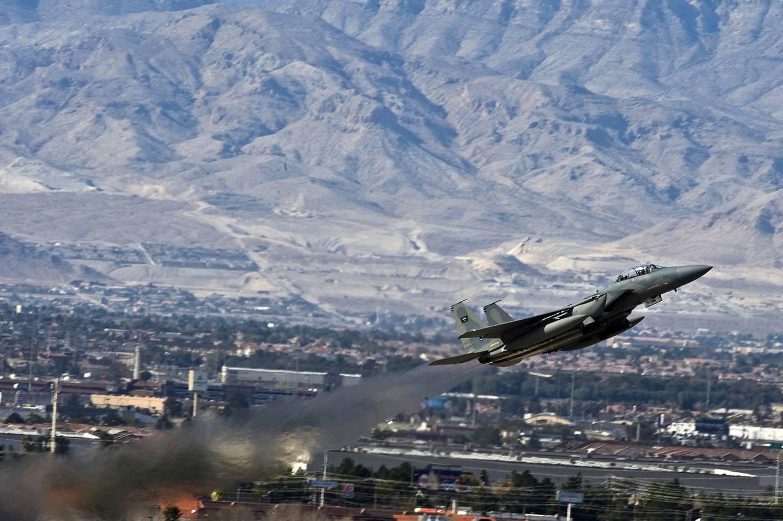 Royal Saudi Air Force F-15 Strike Eagle