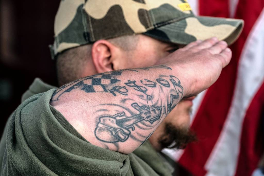 Deported veterans